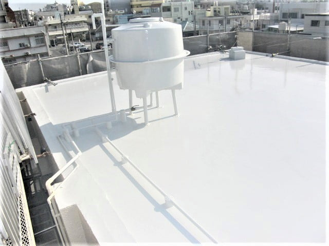 様邸 屋根防水塗装
