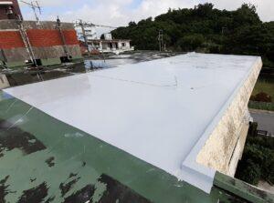沖縄県宜野湾市 G様邸 防水塗装工事(一部)